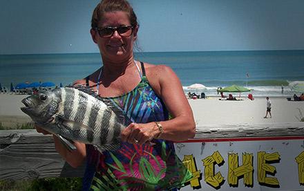 Myrtle Beach Pier Fishing