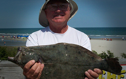 Myrtle Beach Pier Fishing